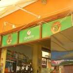 Iguana Cafe. Willemstad, Curacao