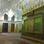 Aliebne Hamze mausoleum