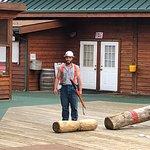 Photo of Great Alaskan Lumberjack Show