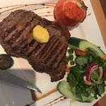 Amazing food-as always!!!