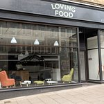Loving Food on King Street in Stirling