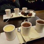 Foto de E. Wedel Chocolate Lounge Staroswiecki Sklep