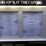 Outlaw's at The Capital Foto