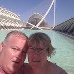 Valencia from Benidorm