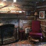 Inside the Boys Cabin