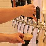 25 draft beers on tap
