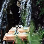 Waterfall Restaurant,Icmeler