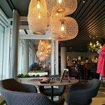 Bilde fra Bord restaurant, Scandic Rovaniemi City
