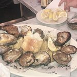 Chargrilled oysters.. so good!