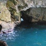 jeskyně do moře