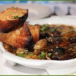 Escargots, wonderful appetizers!