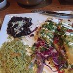 My delicious enchiladas