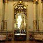 Sala interior  del teatro Colónpara reuniones y actos