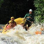 Rafting em Brotas com a Território Selvagem.