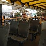 Piso superior del Bus