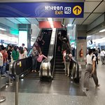 ภาพถ่ายของ MRT