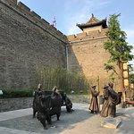 Foto de Muralha da Cidade de Xi'an (Chengqiang)