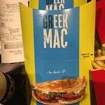 Photo of McDonald's Constitution