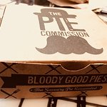 Bloody good pies @The Pie Commission