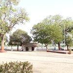 The Hut where Acharya Vinoba Bhave lived