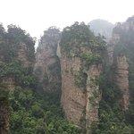 Huanhshizhai / Huangshi Village at Zhangjiajie