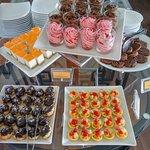 Yummy....deserts