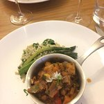 Vegan Tempeh Bean Stew