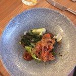 Maple Glazed Broccoli with Kimchi Starter