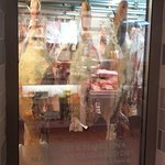 New butchery and fish department.   Excellent produce   Plus a browse round the wine loft.