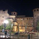 Piazza Castello resmi