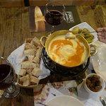 Yummy Cheese Fondue!