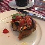 Best Bruschetta I have ever tasted