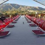 Gran espacio para comidas de empresa y celebraciones