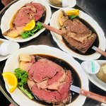 Slow Cooked Prime Rib every Friday and Saturday after 5!