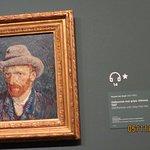 Vicent Van Gogh Self Portrait 1887