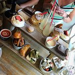 The best afternoon tea in a long time