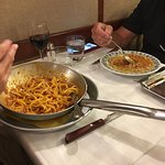 The best food in Italy on our recent trip the end of April 2018. We loved this local restaurant