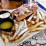 Geddy's Lobster Roll