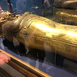 صورة فوتوغرافية لـ المتحف المصرى الكبير
