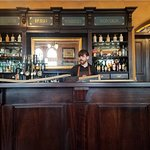 Owen giving us the history of Irish Whiskey