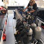 Foto de Discovery Dive Centre