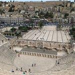 Photo de Théâtre antique d'Amman