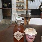 Foto de Mantras Veggie Cafe and Tea House