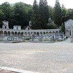 ภาพถ่ายของ Cimitero monumentale di Oropa
