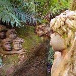 Foto William Ricketts Sanctuary