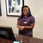 Deborah - Excellent Customer Service at the Front Desk