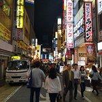 新宿西口照相機街照片