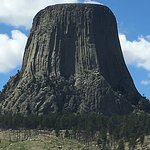 Devils Tower National Monument Foto