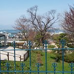 Lookout from Old Public Hall of Hakodate Ward