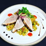 Specials By Chef Fabrice Deletrain & Chef Benjamin Voisin